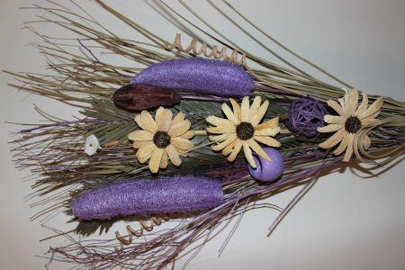 Bloemen eenpersoonskamer