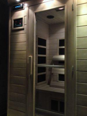 Sauna carbon infrarood