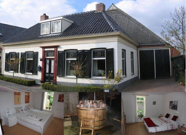 De Sokkeraai boerderij en appartement